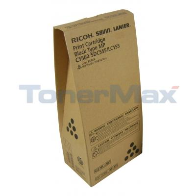 RICOH SL MP C5560/SDC555/LC155 PRINT CTG BLACK